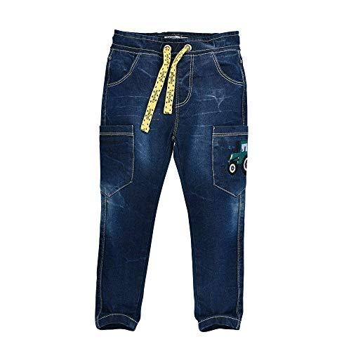 BONDI Jeans ´Traktor´ Slim Fit, Blue Denim 122 Under Construction Artikel-Nr.33110
