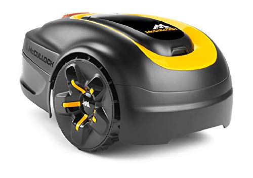 Salone Negozio Online Robot McCulloch Tosaerba TAGLIAERBA RASAERBA MOD. Rob S400