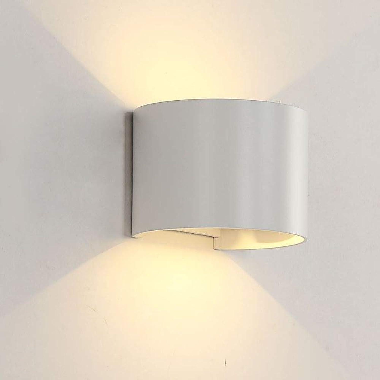 Mini Style LED Modern   Modern Wandleuchten & Wandlampen Schlafzimmer Bad Metall Wandleuchte, Wei