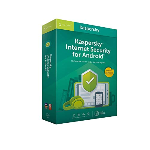 Kaspersky Internet Security for Android 2020 Standard | 1 Gerät | 1 Jahr | Android | Box