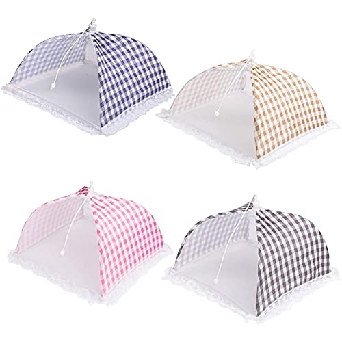 Up Mesh Screen Food Cover Tent...
