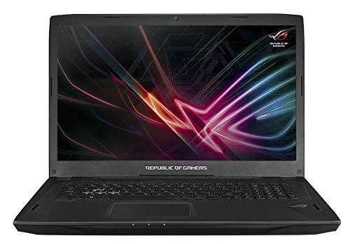 Asus ROG GL702VI-BA036T 43,94 cm (17,3 Zoll mattes FHD) Gaming Laptop (Intel Core i7-7700HQ, 32GB RAM, 512GB SSD, 1TB HDD, NVIDIA GTX 1080, Win 10) schwarz (Generalüberholt)