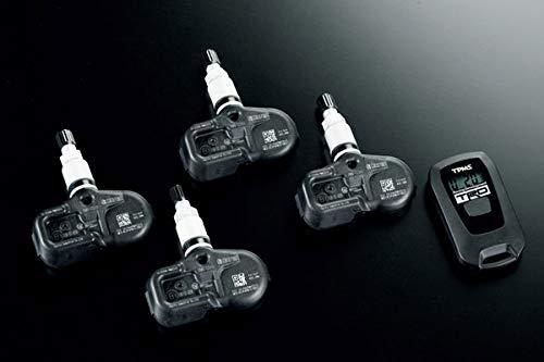 TRD タイヤ空気圧・温度デジタルゲージ C-HR NGX50 ZYX10 16/12~ 標準装着ホイール付車 MS217-00001