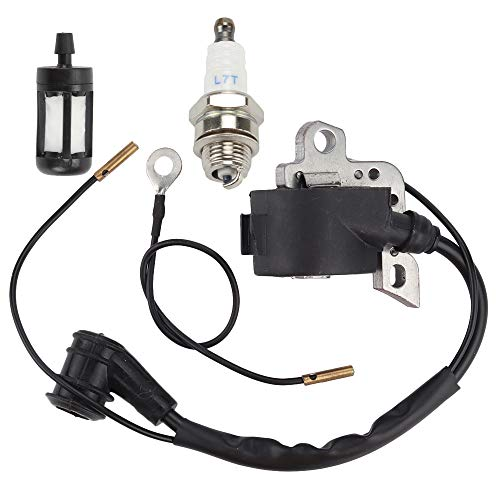 Hayskill Ignition Coil for Stihl 024 026 028 029 034 036 038 039 044 048 MS240 MS260 MS290 MS310 MS360 MS360C MS390 MS440 MS640 Chainsaw Replace 0000 400 1300