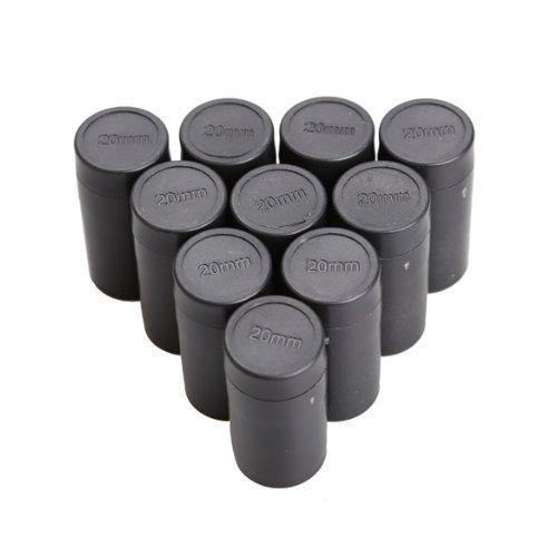 AnySell 10 rollos de tinta de recambio de 20 mm para pistola de etiquetas de precio MX5500