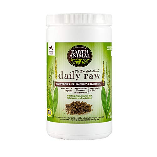 Top 10 best selling list for raw diet for dogs supplements