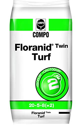 Compo Expert Abono granulado Floranid Cesped (25 kg)