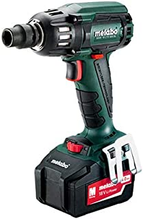 Metabo Ssw 18 Ltx 400 Bl Cordless Impact Wrench