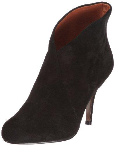 Lola Cruz Damen 349T60BK Stiefel, Schwarz/Black, 41 EU
