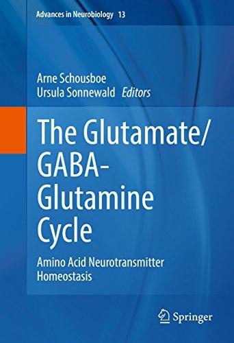 The Glutamate/GABA-Glutamine Cycle: Amino Acid Neurotransmitter Homeostasis (Advances in Neurobiology Book 13)