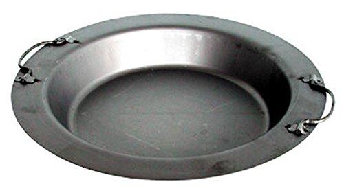 Rusan B40–Feuerschale Stahlblech, 40cm)