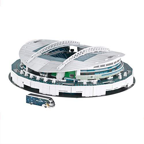 Aida Bz Oporto Estadio 3D Rompecabezas