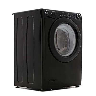 Candy GVCSW485TBB 8kg/5kg 1400rpm Washer Dryer -Black Black / Brand New with 1 Year Labour 10 Year Parts Warranty