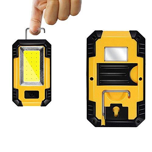 No hay necesidad conectar 30W 21 LED recargable COB