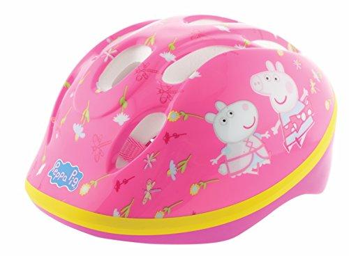 Peppa Wutz Sicherheithelm für Mädchen, Mädchen, Helm, Safety, Rose