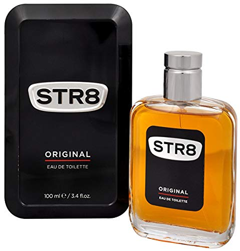 Str8 Original - Eau De Toilette Spray - Volume: 100 Ml 100 ml
