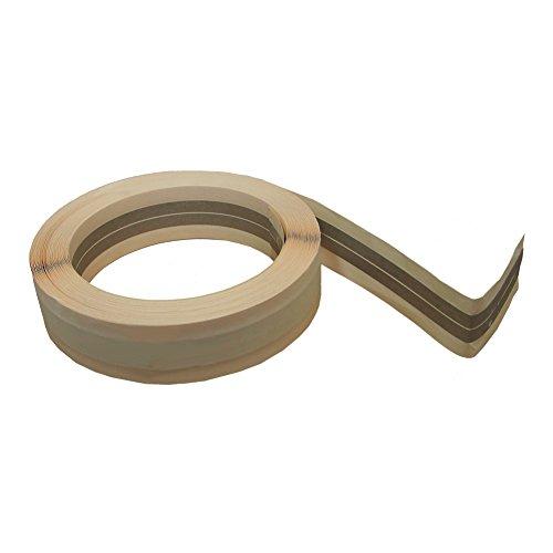 Alu-Kantenschutz für Gipskarton, 5 cm x 30,0 m/Rolle