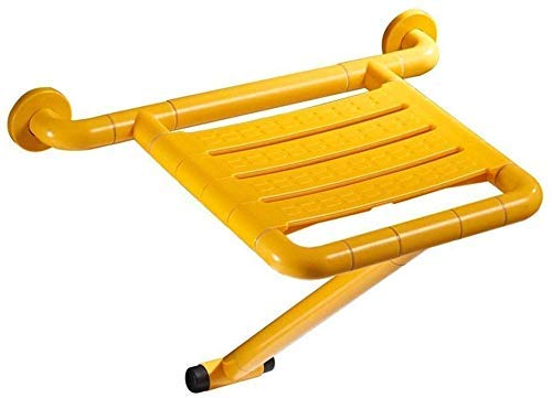 W-SHTAO L-WSWS Silla de Ducha Asiento de Ducha, Presidente de Pared Plegable Asiento de Ducha Cuarto de baño / 200 kg Llevar Adecuado for los Ancianos, niños, Personas discapacitadas