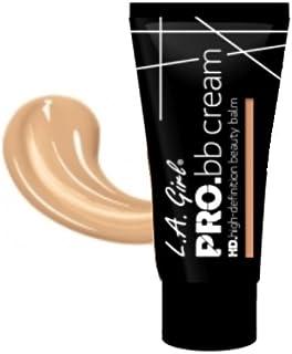 (3 Pack) LA GIRL HD Pro BB Cream - Fair (並行輸入品)