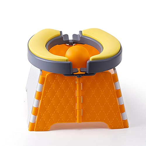 Upgrade Portable Potty Training Seat Denver Mall for Kids Travel P Toddler All stores are sold -