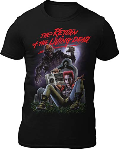 Men's Official Return of The Living Dead T-shirt, S to XL