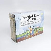 プラティカル・ウィズダム・タロットカード 日本語解説書付き Practical Tarot Wisdom