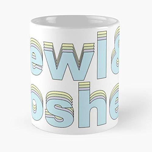 Kosher Jewish Kewl Broad City Trending Jew Cool Retro Best 11oz taza de café de cerámica Personalizar