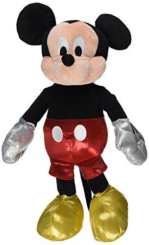 Ty Beanie Buddies Mickey Sparkle Medium Plush