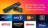 Fire TV Stick mit Alexa-Sprachfernbedienung -