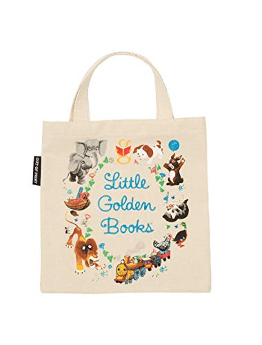 Out of Print Little Golden Books Kids Canvas Tote Bag