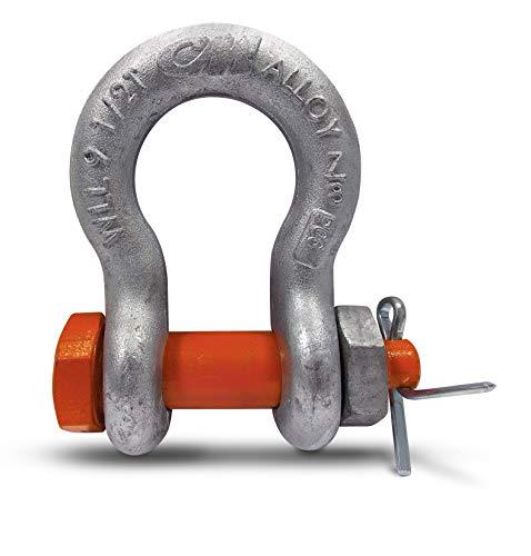 Buy Columbus McKinnon Shackle Anchor-BNC 1-3/4 (M877AG)