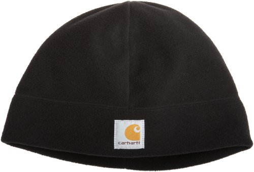 Carhartt Men's Fleece Hat,Black,One Size