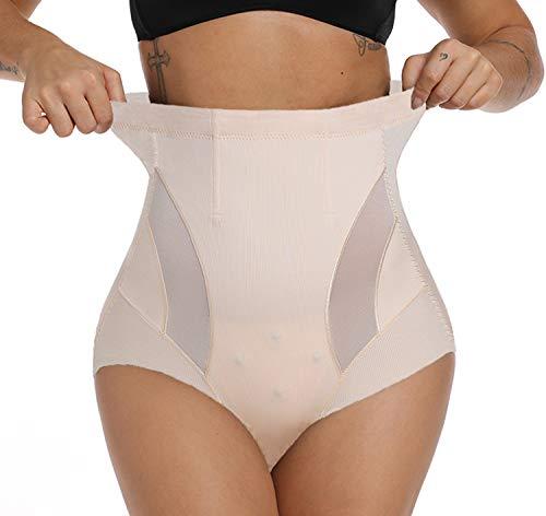 SURE YOU LIKE kvinnor hög midja magkontroll formkläder elegant kroppsformad trosa rumpa lyftare bantning underkläder