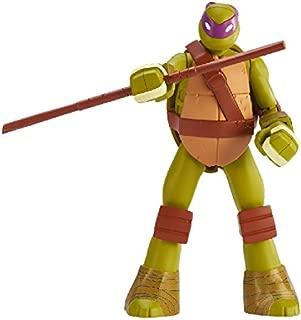 SpruKits Teenage Mutant Ninja Turtles Donatello Action Figure Model Kit, Level 1