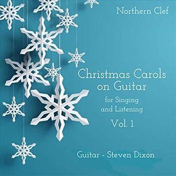Christmas Carols on Guitar, Vol. 1
