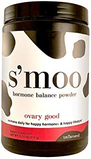 Ovary Good l Supports Hormone Balance/Regulated Cycle, Weight Management, Improved Energy Levels,...