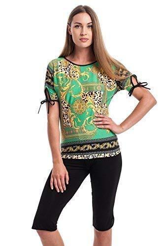 Women's Short-Sleeved Pajamas set High Cheap SALE Start quality new Lady Sleepwear S M L size Made