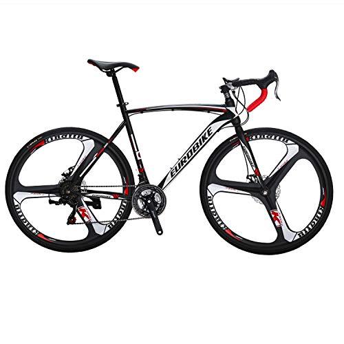 """41fX1hoDOrL。 SL500ロイスユニオンメンズグラベルバイク27.5 """"または700cホイール"""