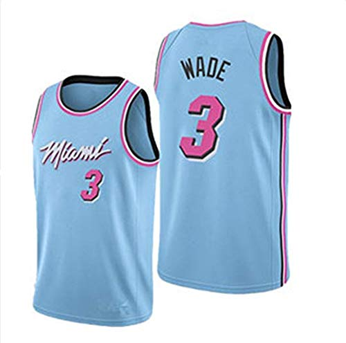 NNLX # 3 City Version of Embroidery Basketball Jersey/Training Clothes Sportswear,S