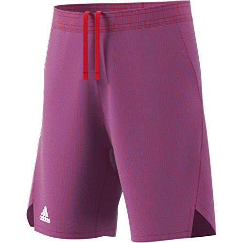 adidas Short T NL PB pour Homme, Homme, Short, GQ8926, Rouge (Semi Night Flash/Scarlet), M