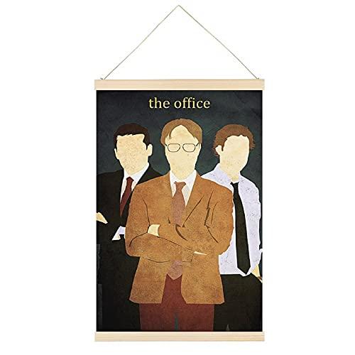 Deku The Office Tv Show - Percha para póster (30,5 x 45,7 cm)