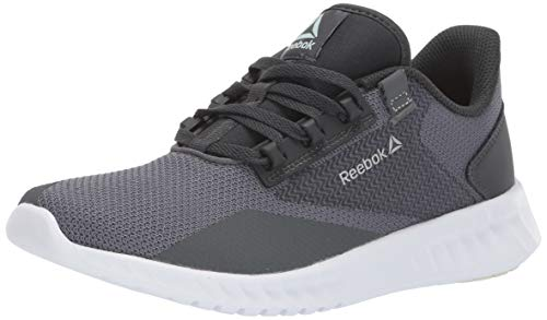 Reebok Women's Sublite Legend Running Shoe, Grey/EMEICE/White, 11 M US
