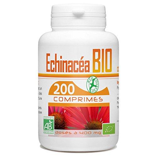 Echinacéa bio AB 400mg - 200 comprimés