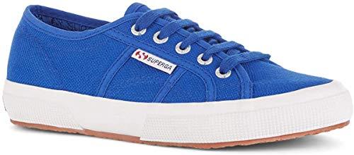 Superga Unisex-Erwachsene 2750 Cotu Classic S000010 Gymnastikschuhe, Blau (Blue Royal M29), 43 EU