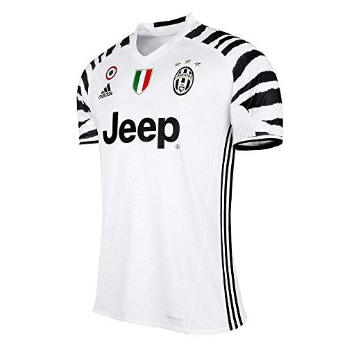 Adidas Juventus 3 Maglietta - Bianco (Bianco/Nero) - M