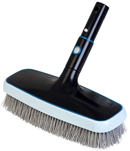 Gre WBP25 - Cepillo para Limpiar Fondo y Paredes de Piscina, 25 cm