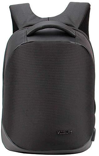 Vogart 2332304 Mochila Antirrobo, 20 L, 0.9 kg, 32x47x16 cm, Negro