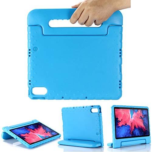 HHF Pad Accesorios para Lenovo Tab P11 Pro TB-XJ706F, Funda Protectora a Prueba de choques para niños EVA a Prueba de choques para Lenovo Tab P11 Pro 11.5 Pulgadas (Color : Azul)
