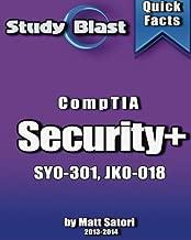Study Blast CompTIA Security+: SY0-301 / JK0-018