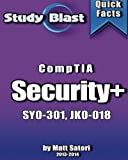 Study Blast CompTIA Security+: SY0-301 / JK0-018